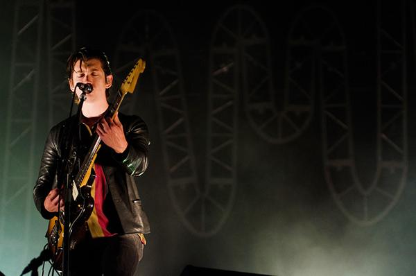Arctic Monkeys – Foto: Rafael Beck/Estúdio Gaveta