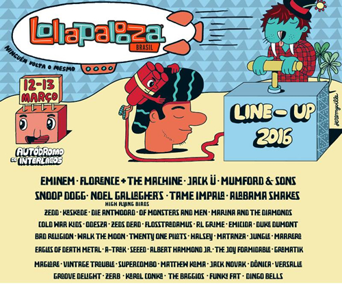 lolla-lineup
