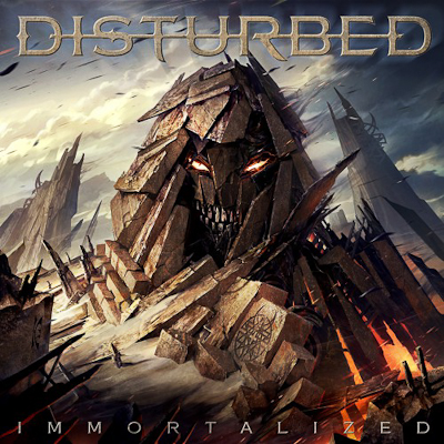 Disturbed -Immortalized