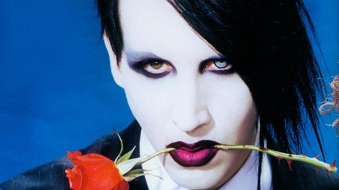 Marilyn Manson é uma das atrações do festival - Foto/divulgação