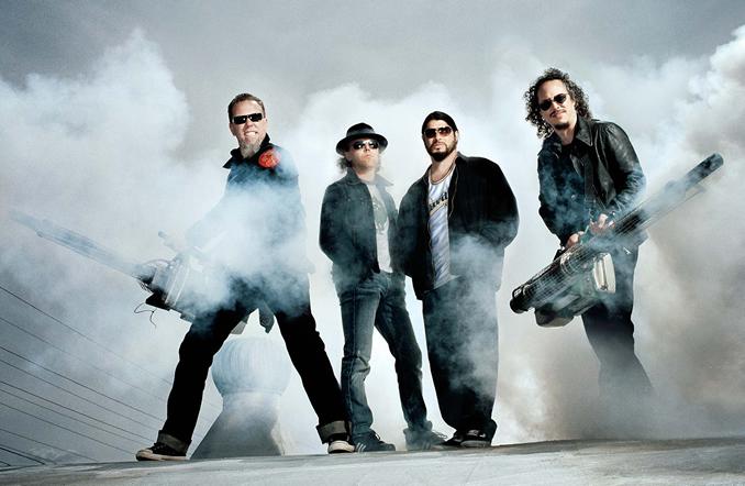 Metallica - foto/divulgação