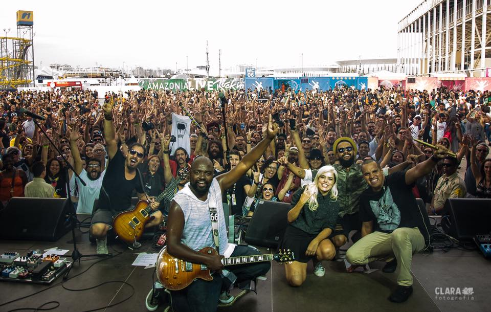 Rock in Rio, setembro de 2017. Foto: Divulgação/Clara Fotografia.
